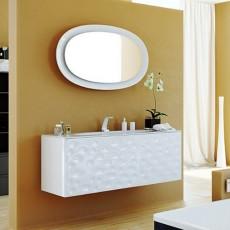 Мебель Clarberg Dune 120 белая Dun.01.12/W